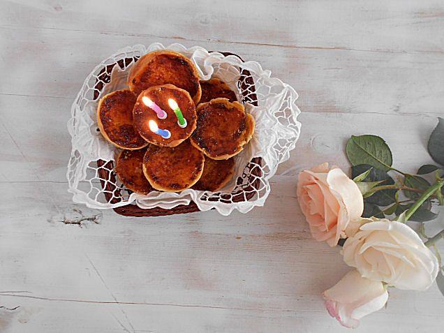 Coisas simples são a receita ...: 3 anos de blog com queijadas de Sintra
