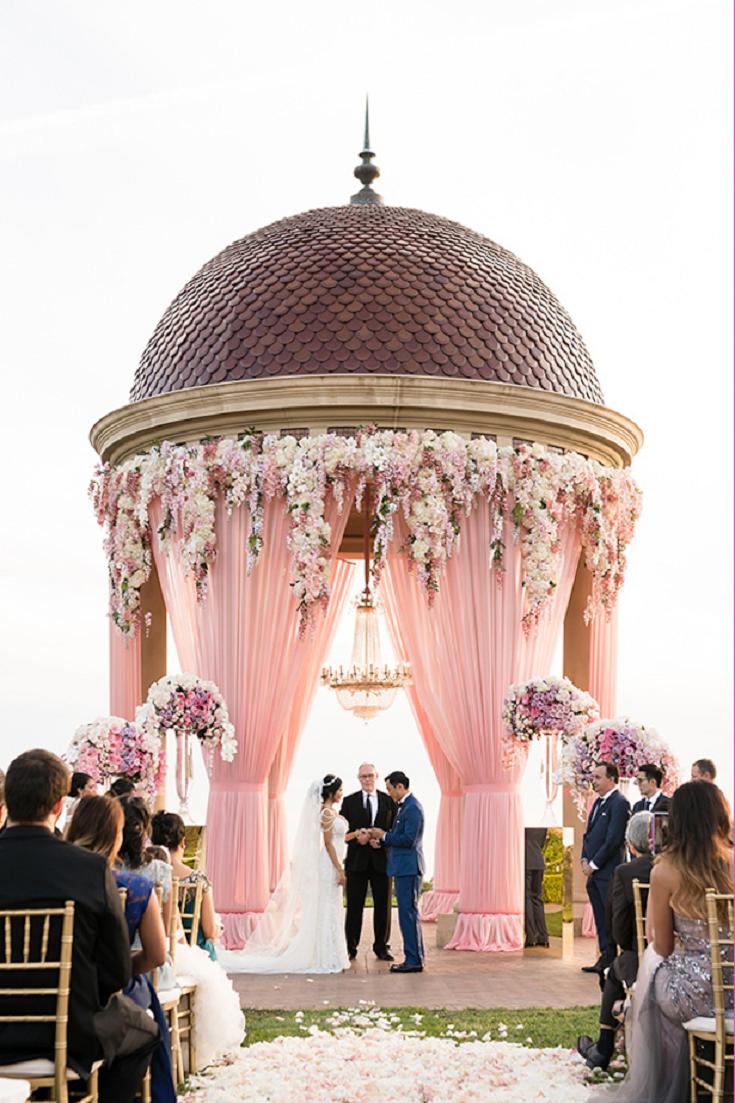 15 Dreamy Wedding Ceremony Ideas for A Fairytale Affair | Wedding ...