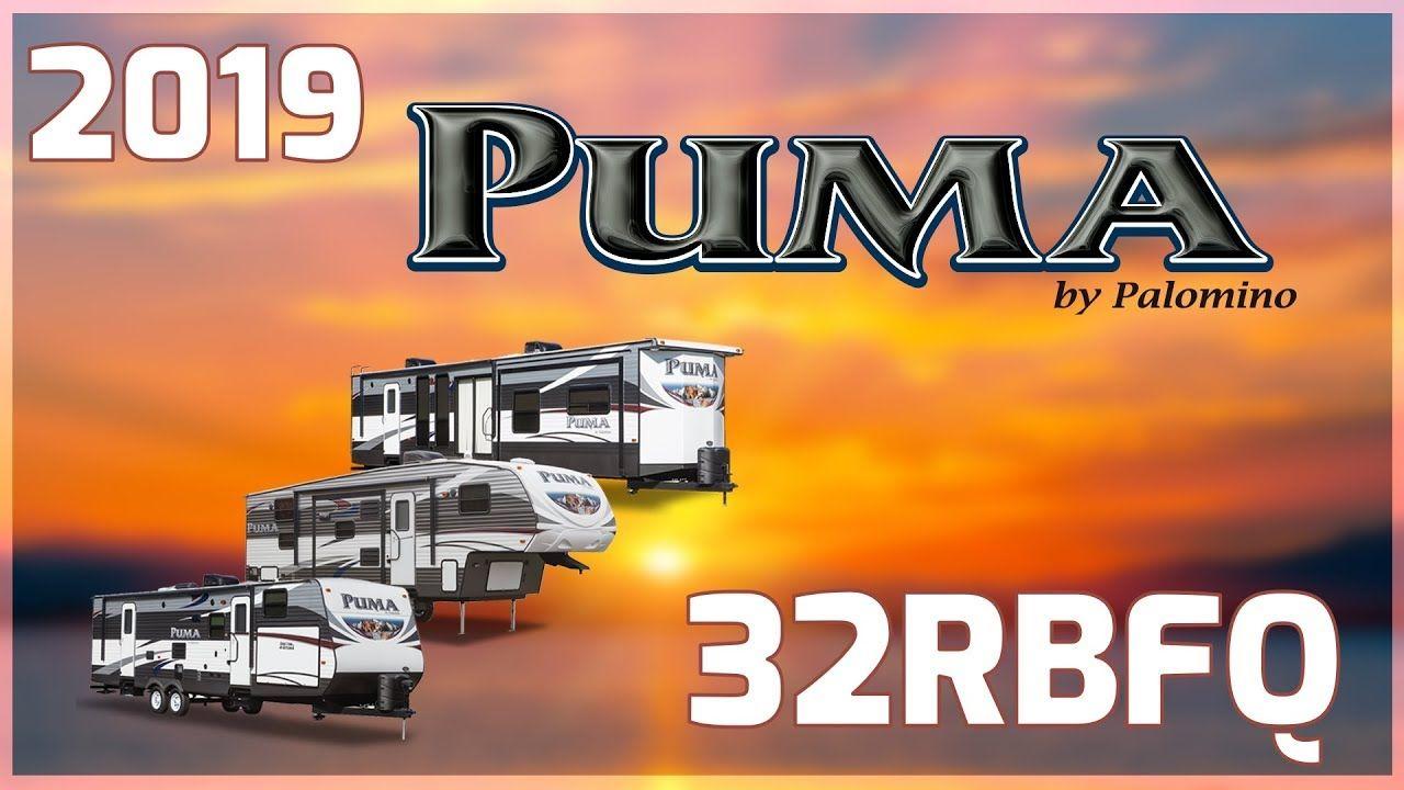 2019 Palomino Puma 32rbfq Travel Trailer For Sale All Seasons Rv