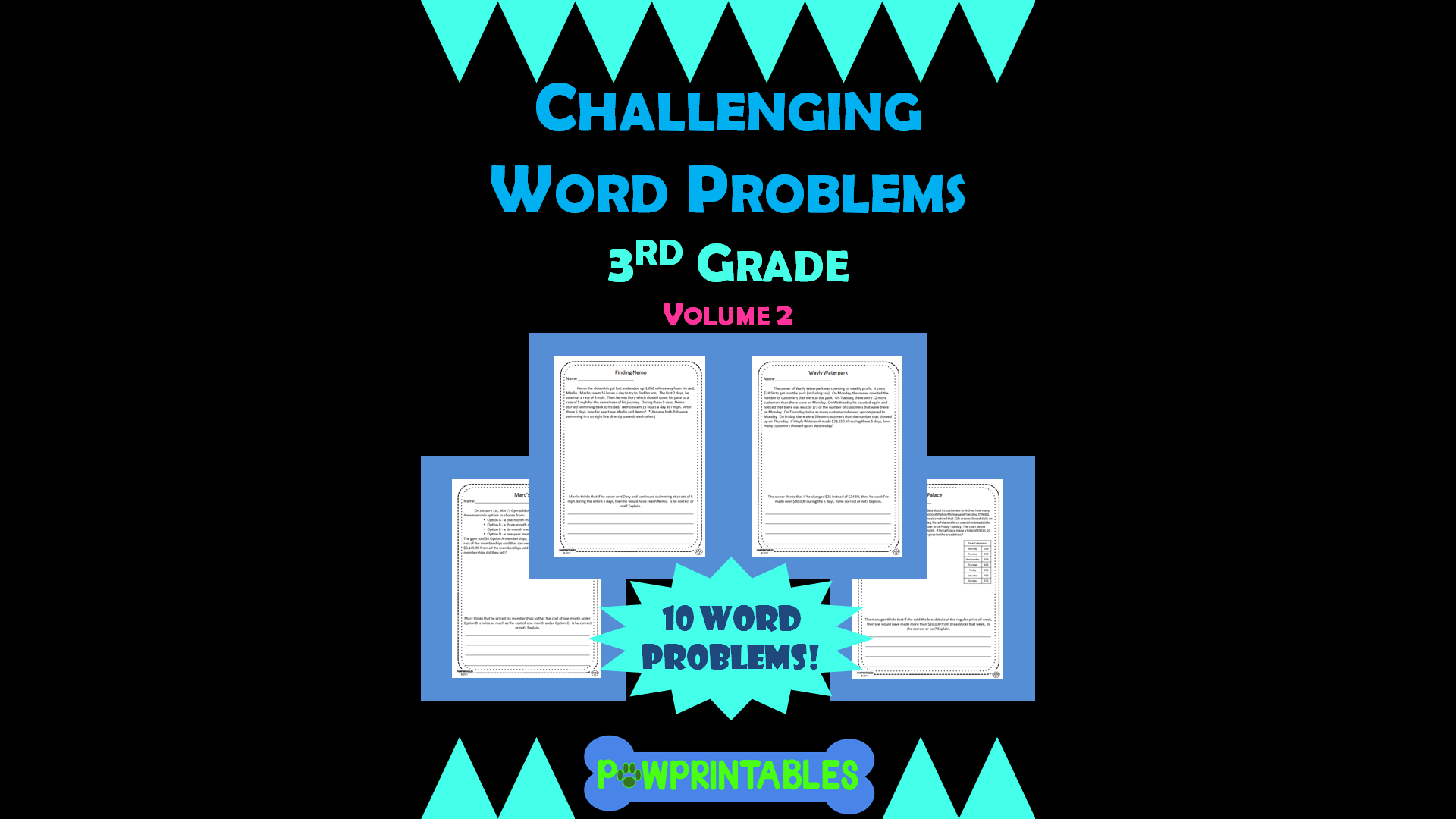 Challenging Word Problems