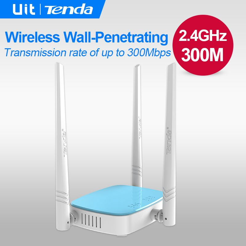 Tenda N315 300mbps Wireless Router English Firmware Wifi Repeater
