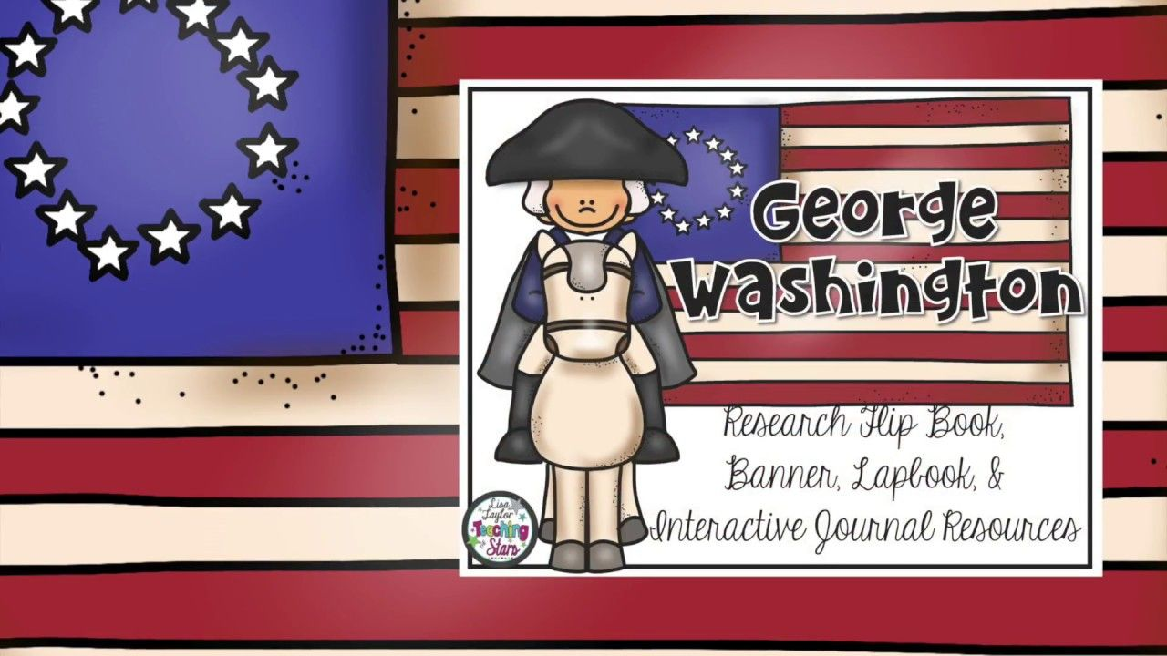 Research papers about george washington