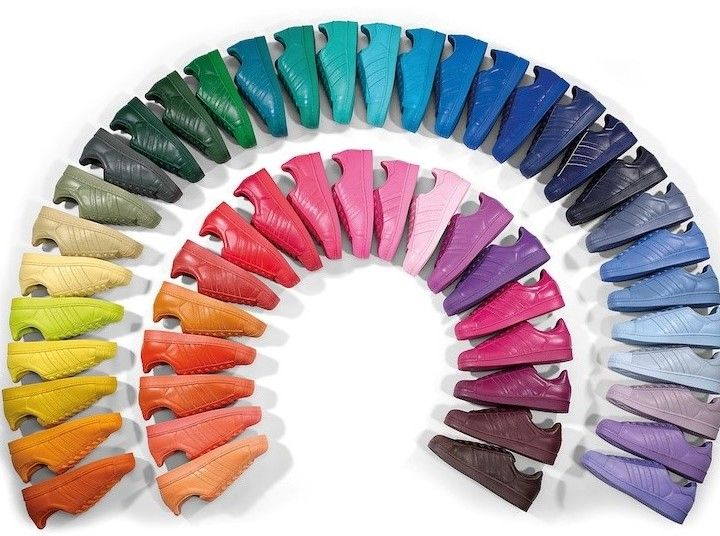 adidas supercolor pastellrosa
