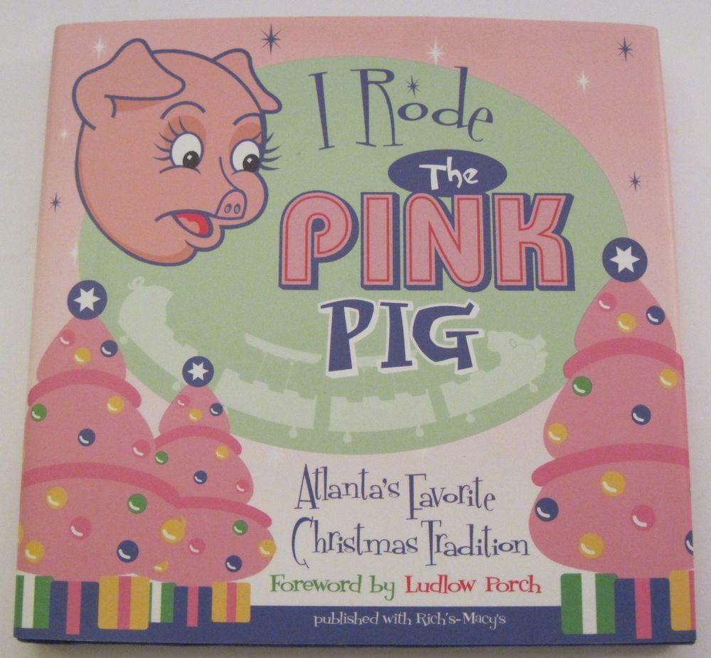Image result for i rode the pink pig