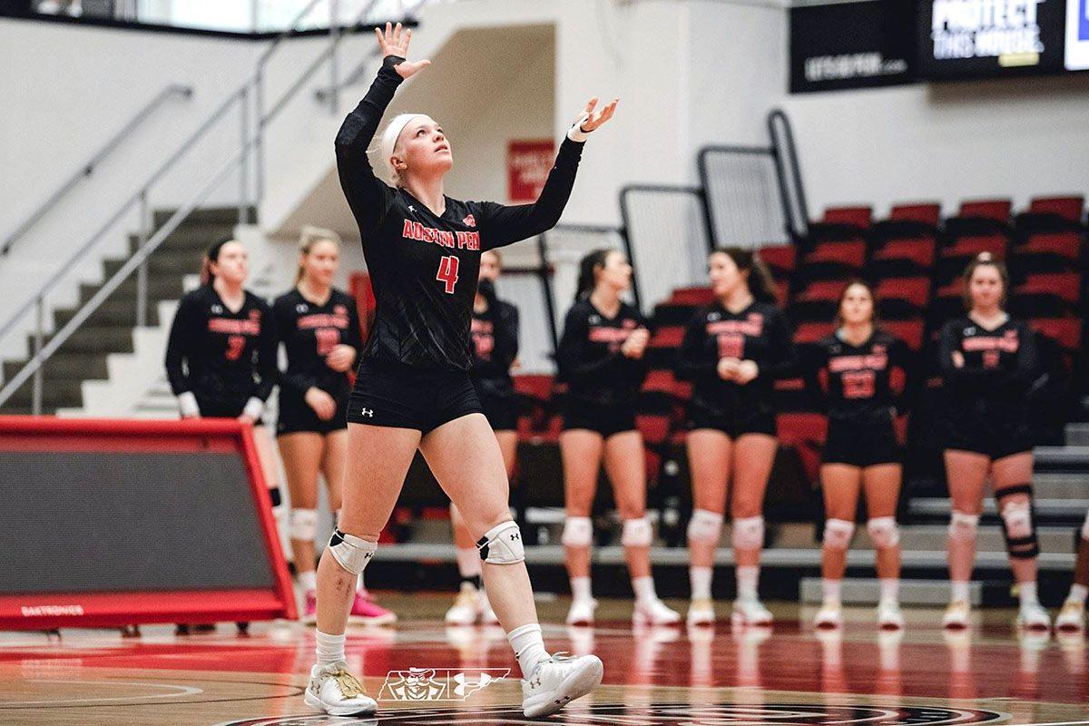 Apsu Volleyball Gets Four Set Win At Siu Edwardsville Clarksville Tn Online Boise State Northern Iowa Austin Peay State University