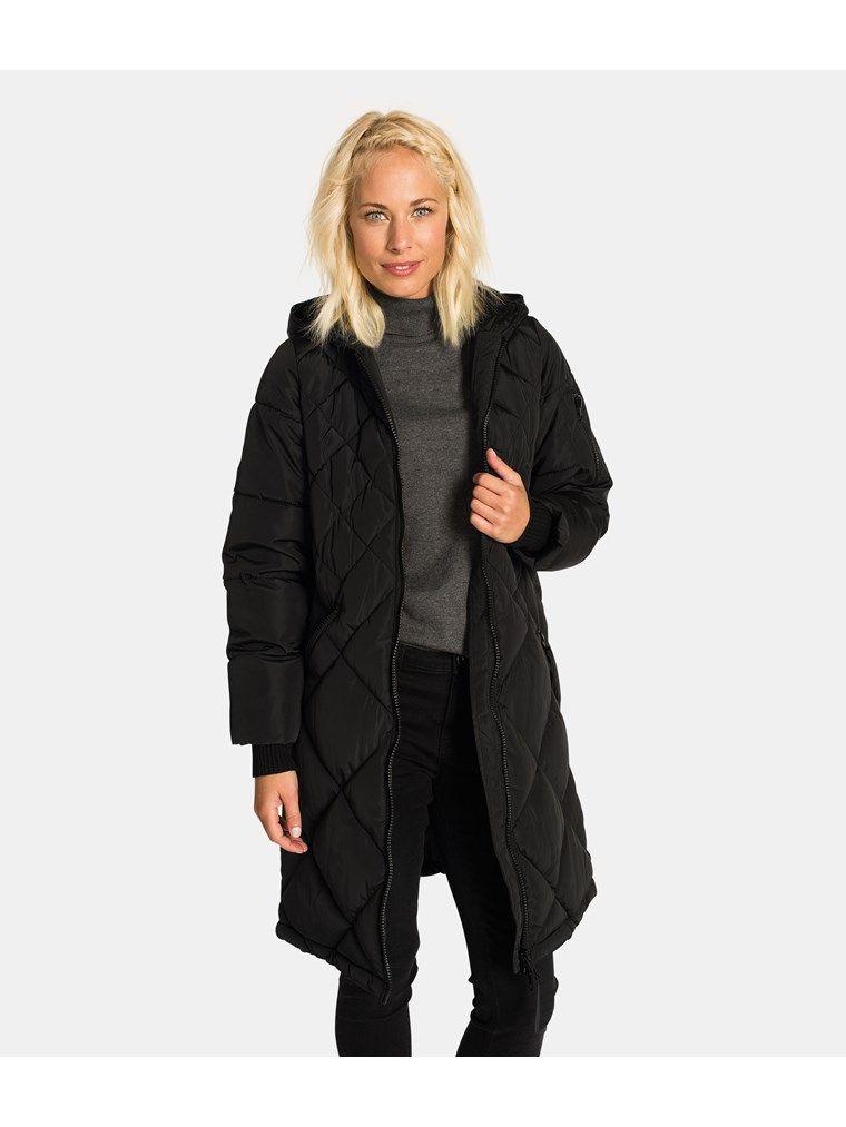 Kurtka Czarny Woman Kappahl Winter Jackets Fashion Jackets