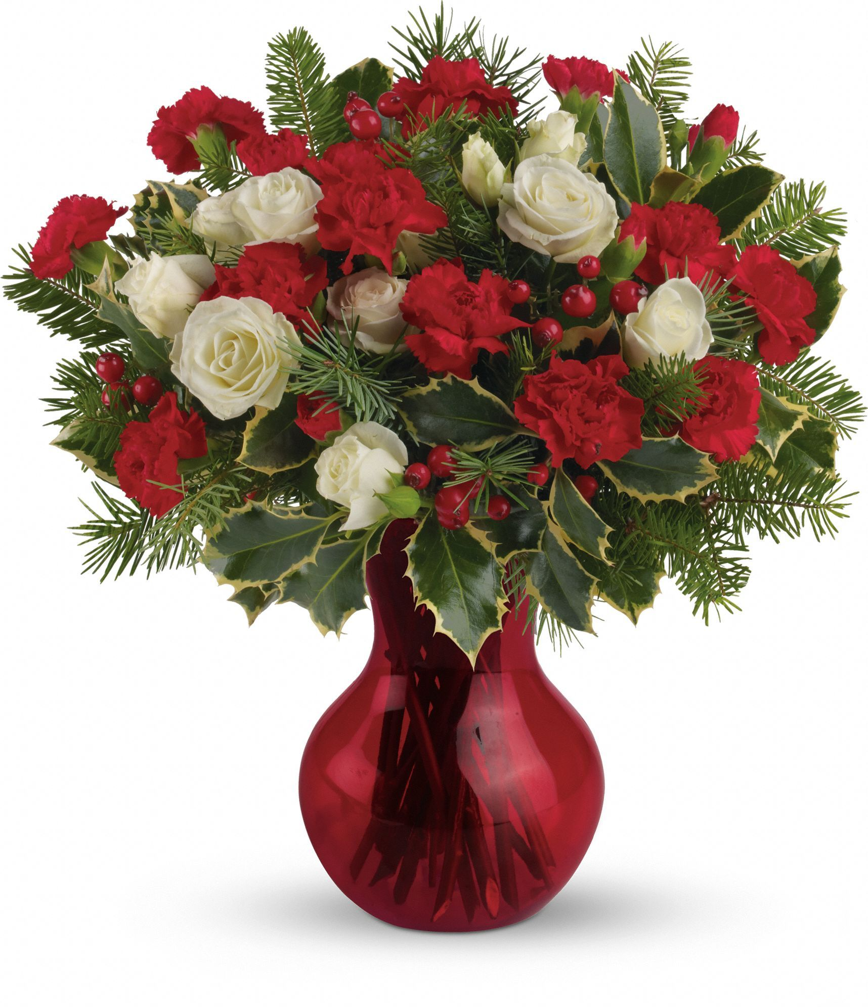 Teleflora's Gather Round Bouquet with my Employee Discount