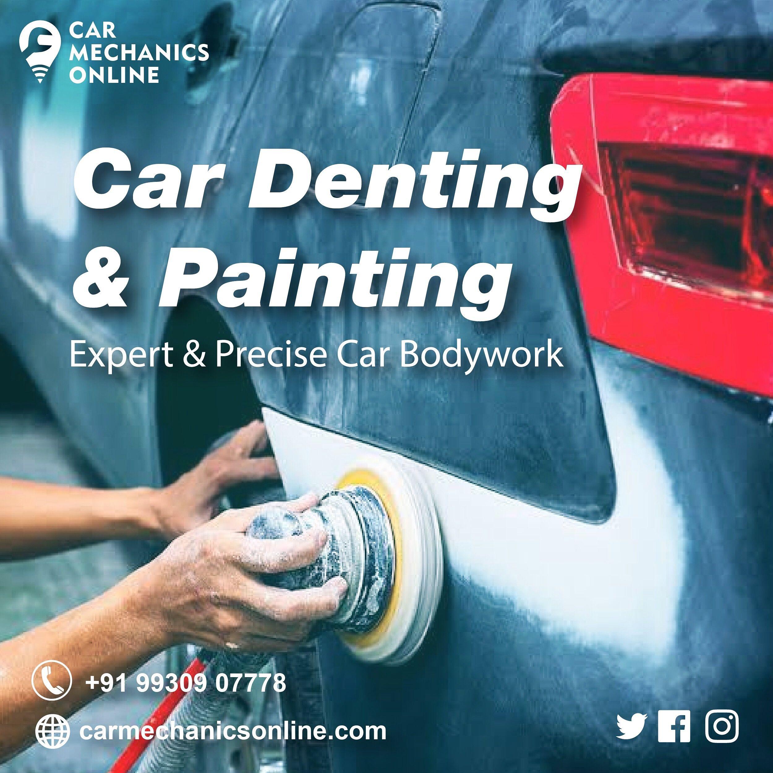 Pin on Car Repair & Service in Mumbai