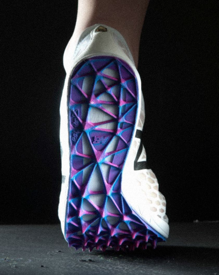 New Balance Pushes Ahead In Design Race To Bring 3 D Printed