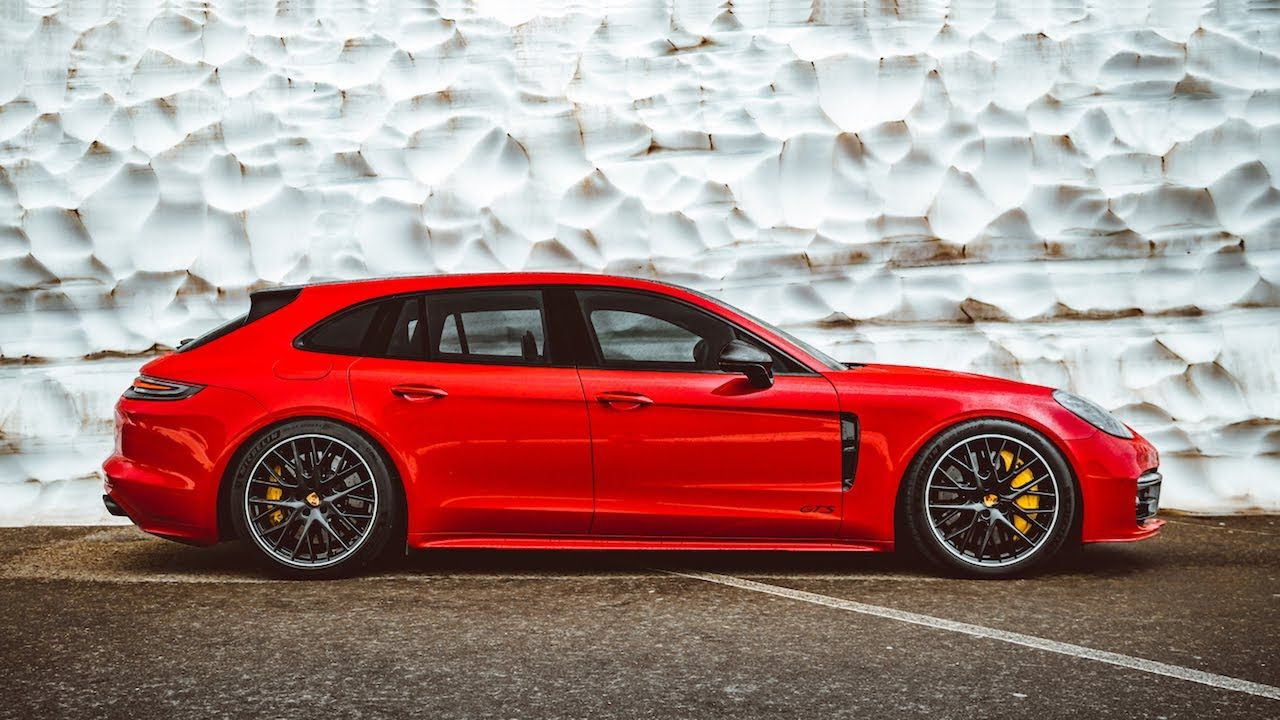 2019 Porsche Panamera GTS Sport Turismo The Perfect One