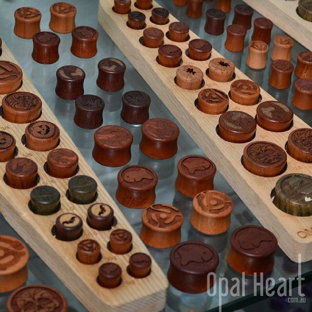 Wood Plugs