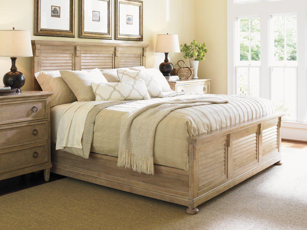 Monterey Sands Standard Configurable Bedroom Set Bedroom