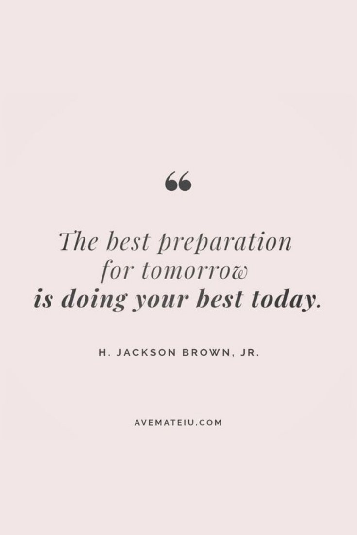 Motivational Quote Of The Day - February 16, 2019 - Ave Mateiu