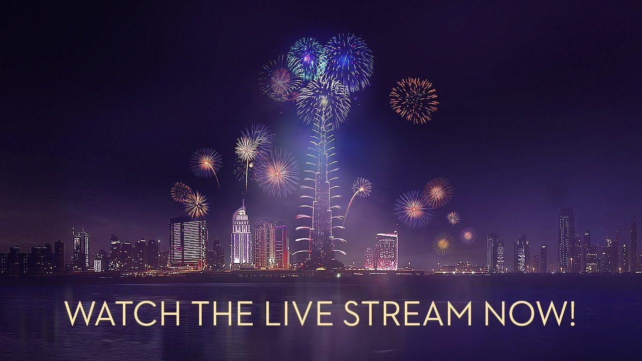 Downtown Dubai New Year's Eve 2015 mobile Dubai new