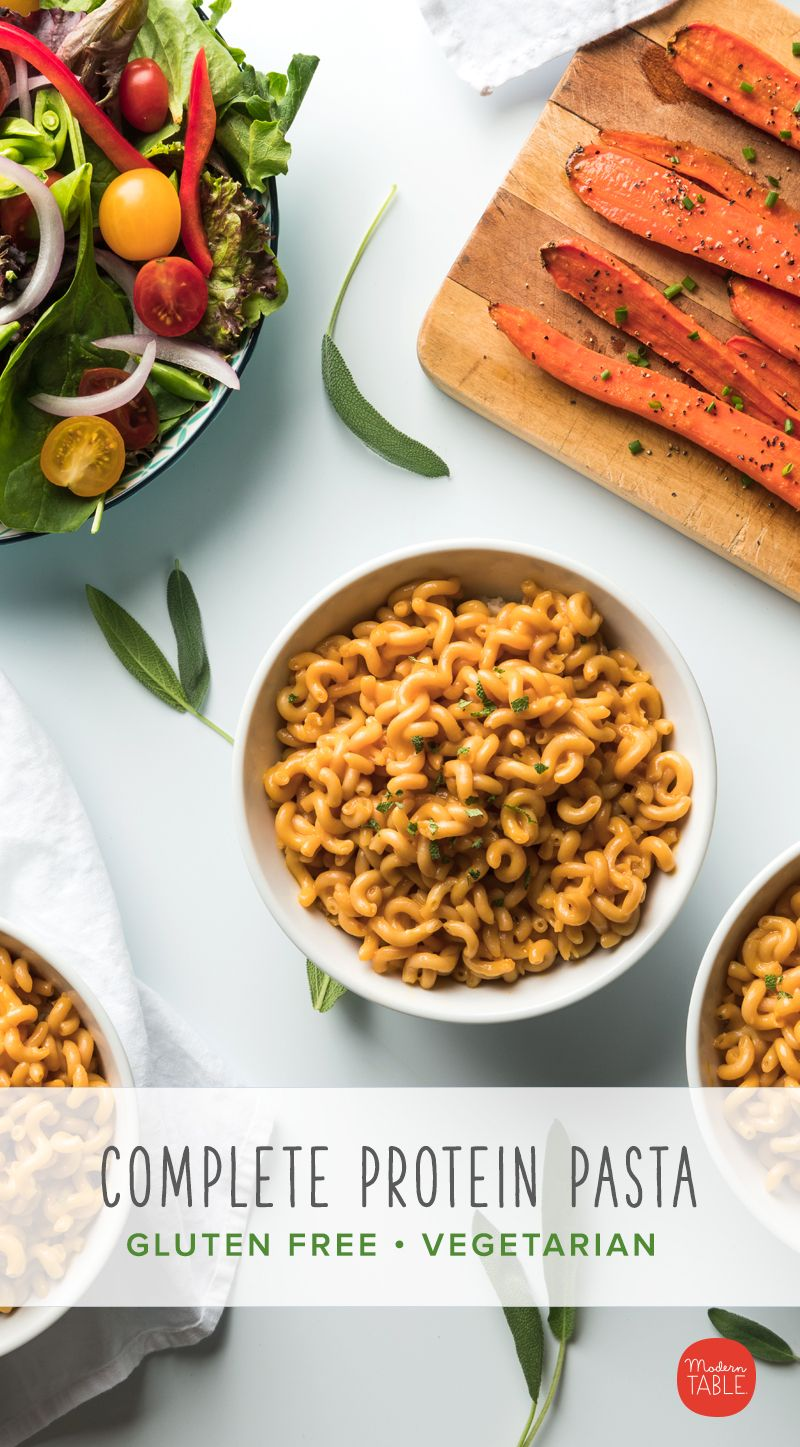 Lentil Spiral Pasta Modern Table Spiral Pasta Protein Pasta Zucchini Tart