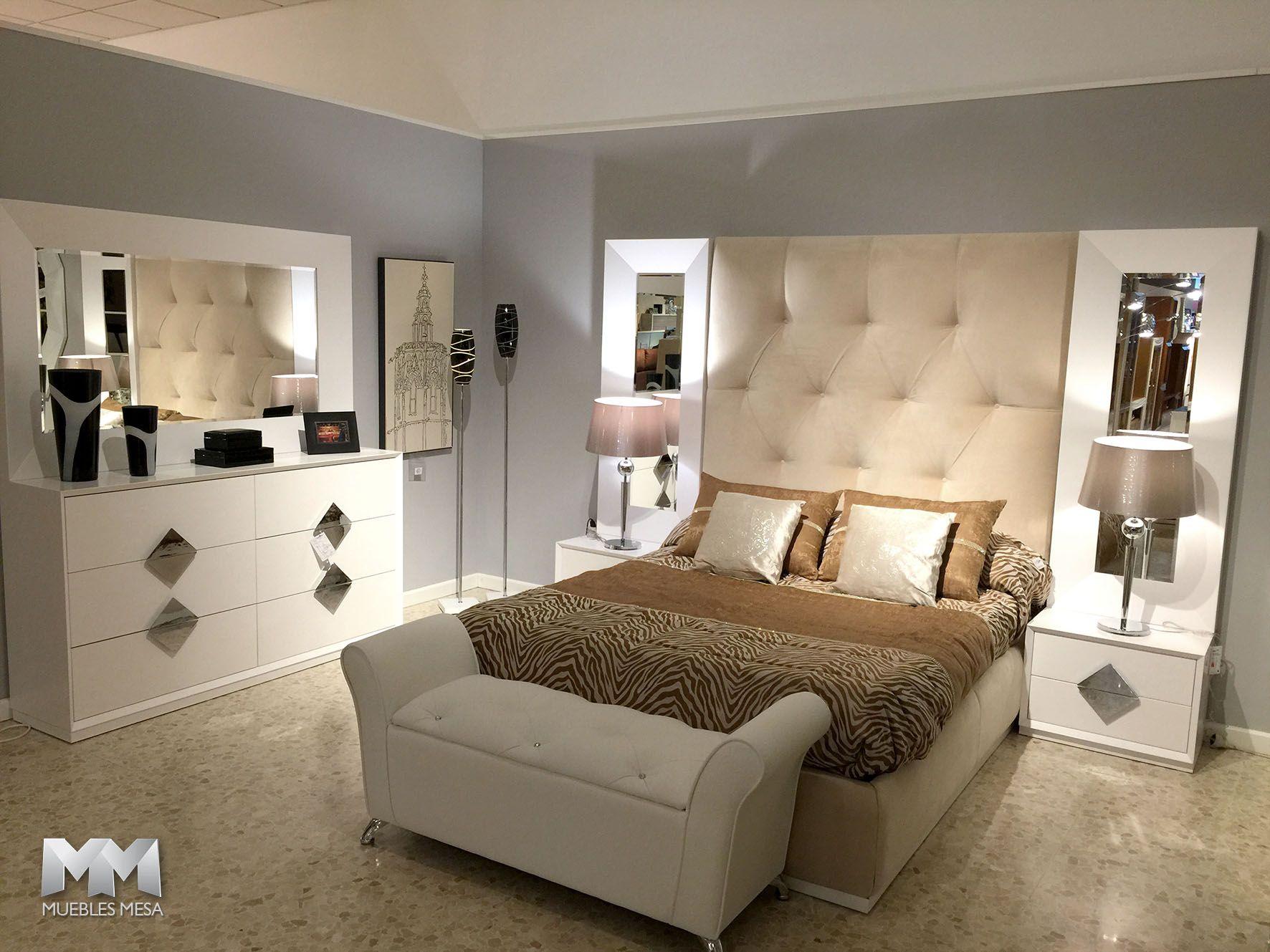 Muebles Franco Furniture en la exposición de Muebles Mesa en #lucena ...