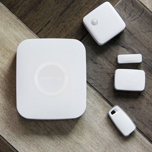 Samsung SmartThings Review Smart home technology, Smart