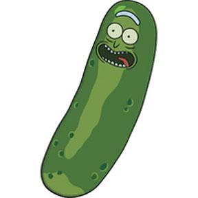 Rick Morty Pickle Rick Enamel Pin Mp9 Rick And Morty Drawing Rick And Morty Quotes Painted Skateboard