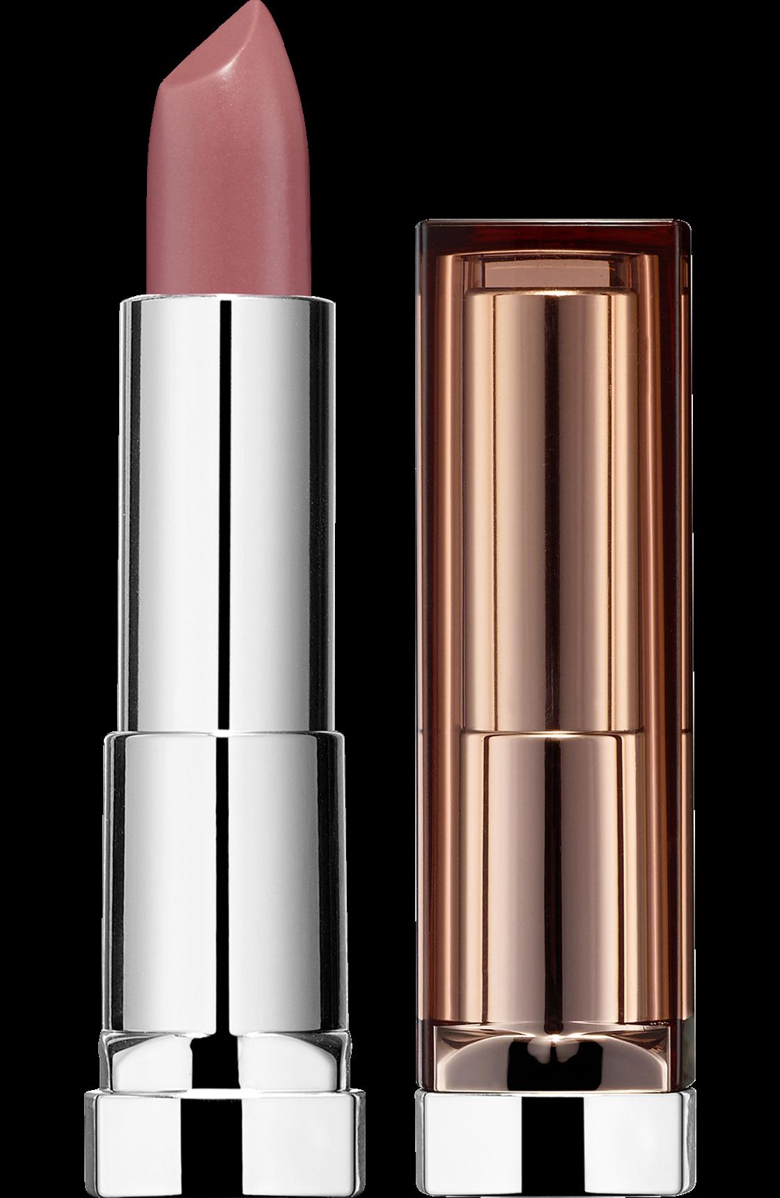 Compre Maybelline New York Lipstick Color Sensational Blushed Nudes Pink Flin 207, 4.4 g en línea a un excelente precio