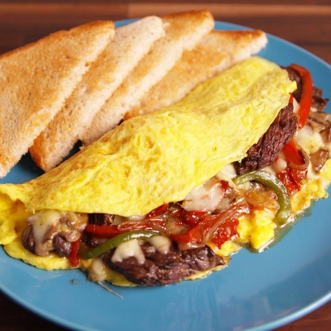 Recipes, Omelets Recipe, Breakfast Recipes