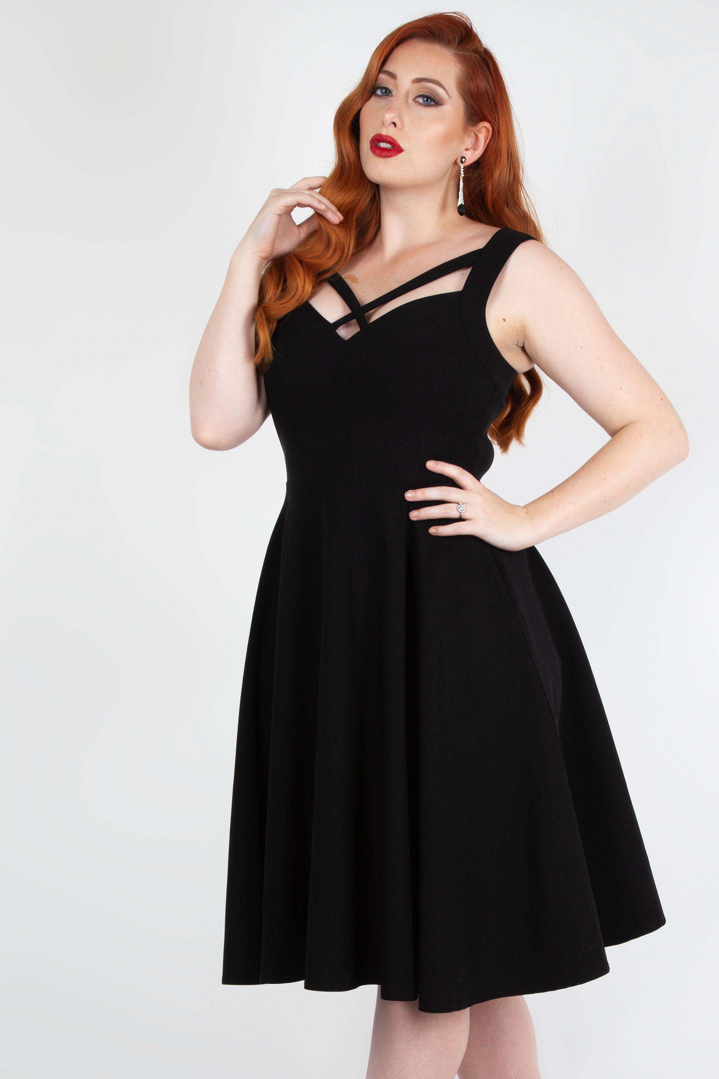 Voodoo Vixen Halloween 2019 Pre-O Orange Black Stripe Dress Skirt Frankie XS-XXL