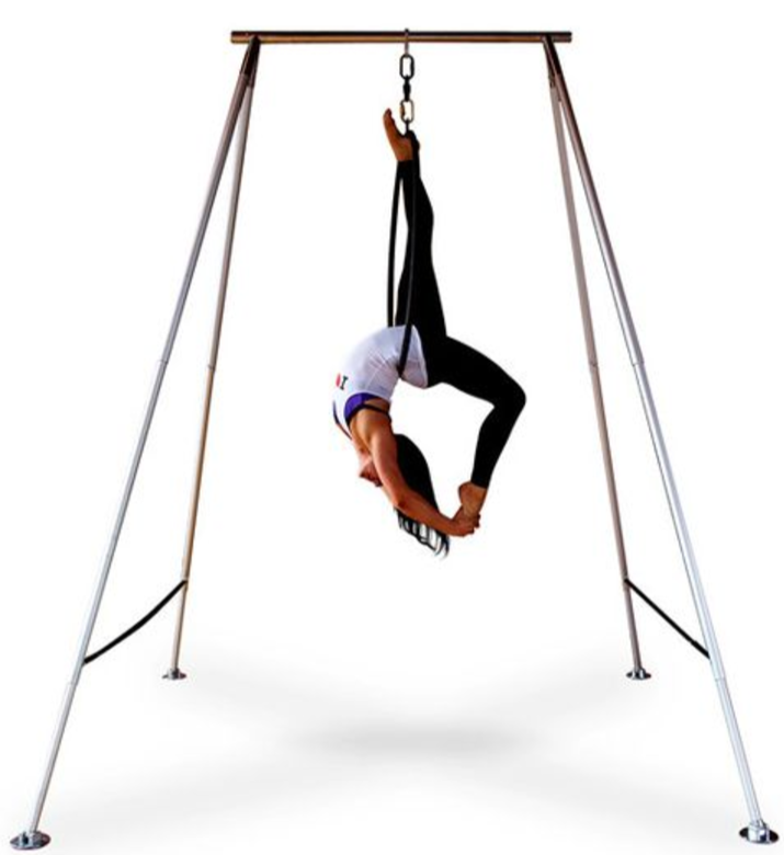 Aerial Yoga X Pole A Frame Swing Stand Dee Sports Pinterest