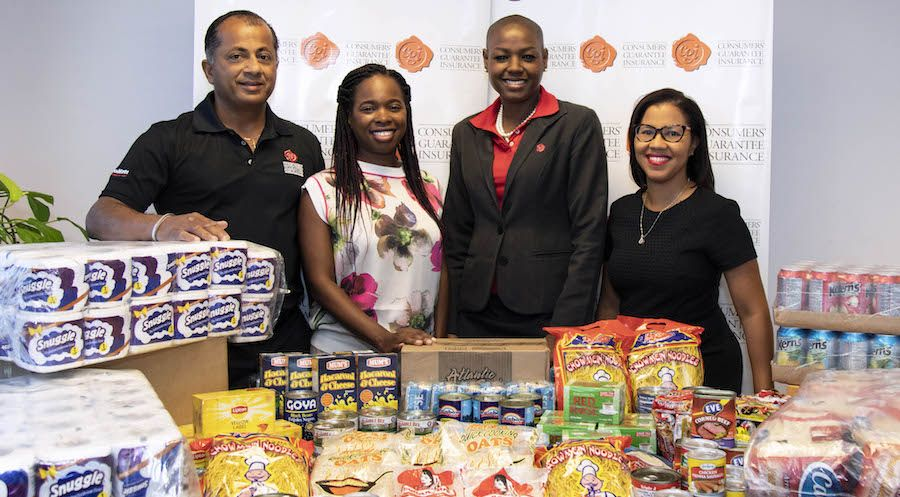 Cgi spreads the love uplift volunteer programs