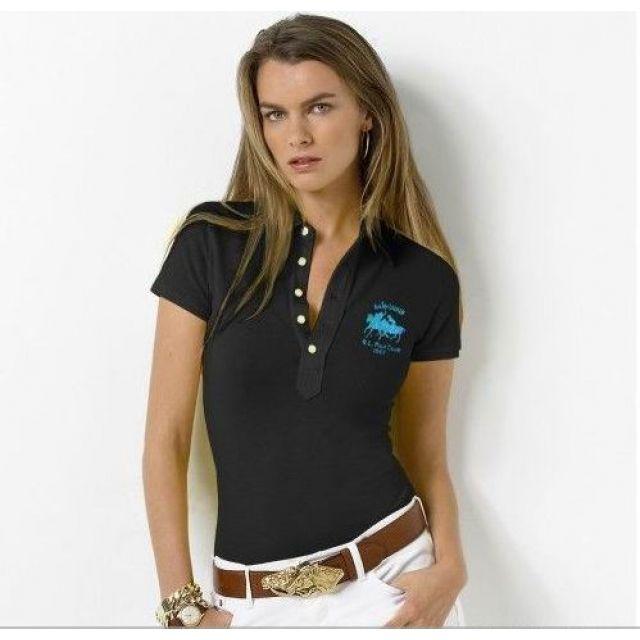 Ralph Lauren Womens Short Polo T Shirts Cheap  872f17023