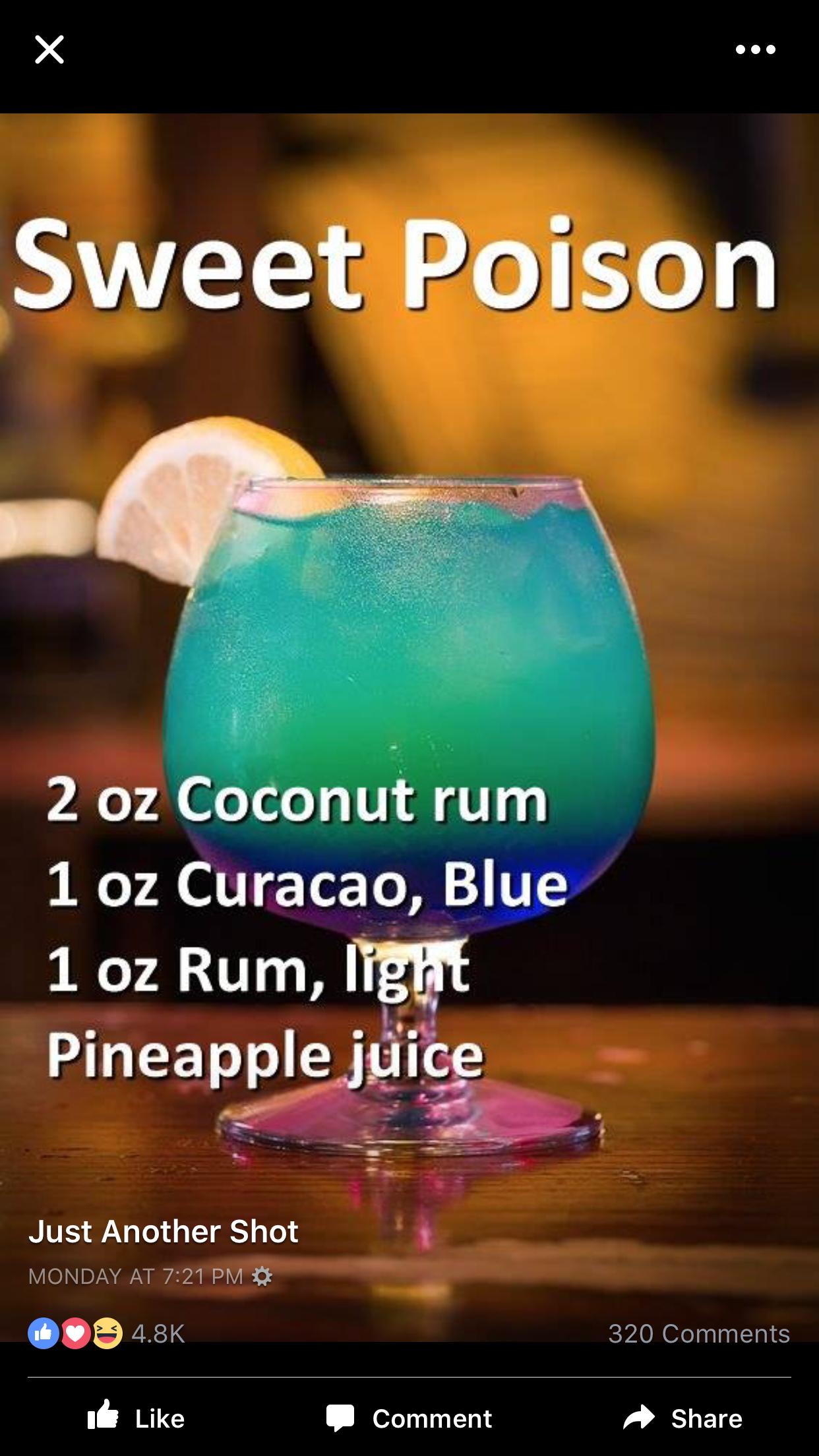 Pin von Brooke Mitchell auf Mixed drinks | Pinterest