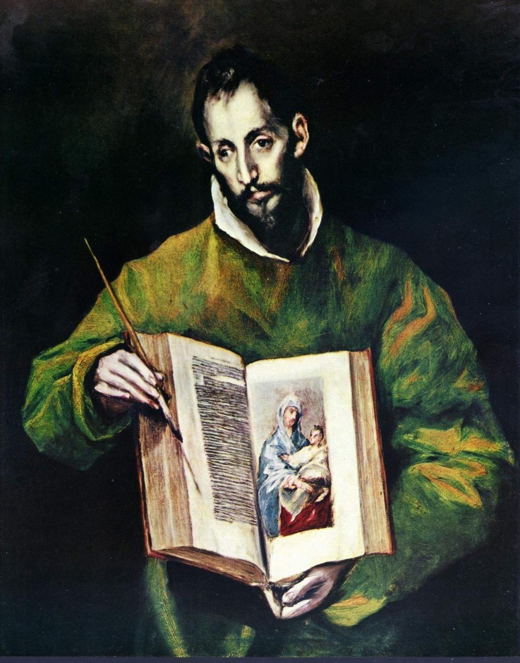 Era médico de profesión y fue discípulo del mismo San Pablo, al que acompañó en varios de sus viajes (El Greco)