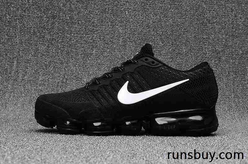 cheapest Good Nike Air Max 2018 Men White Black Running
