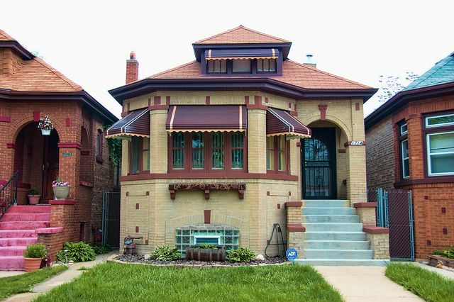 Chicago Bungalow Buildings Of Architecture Foundation