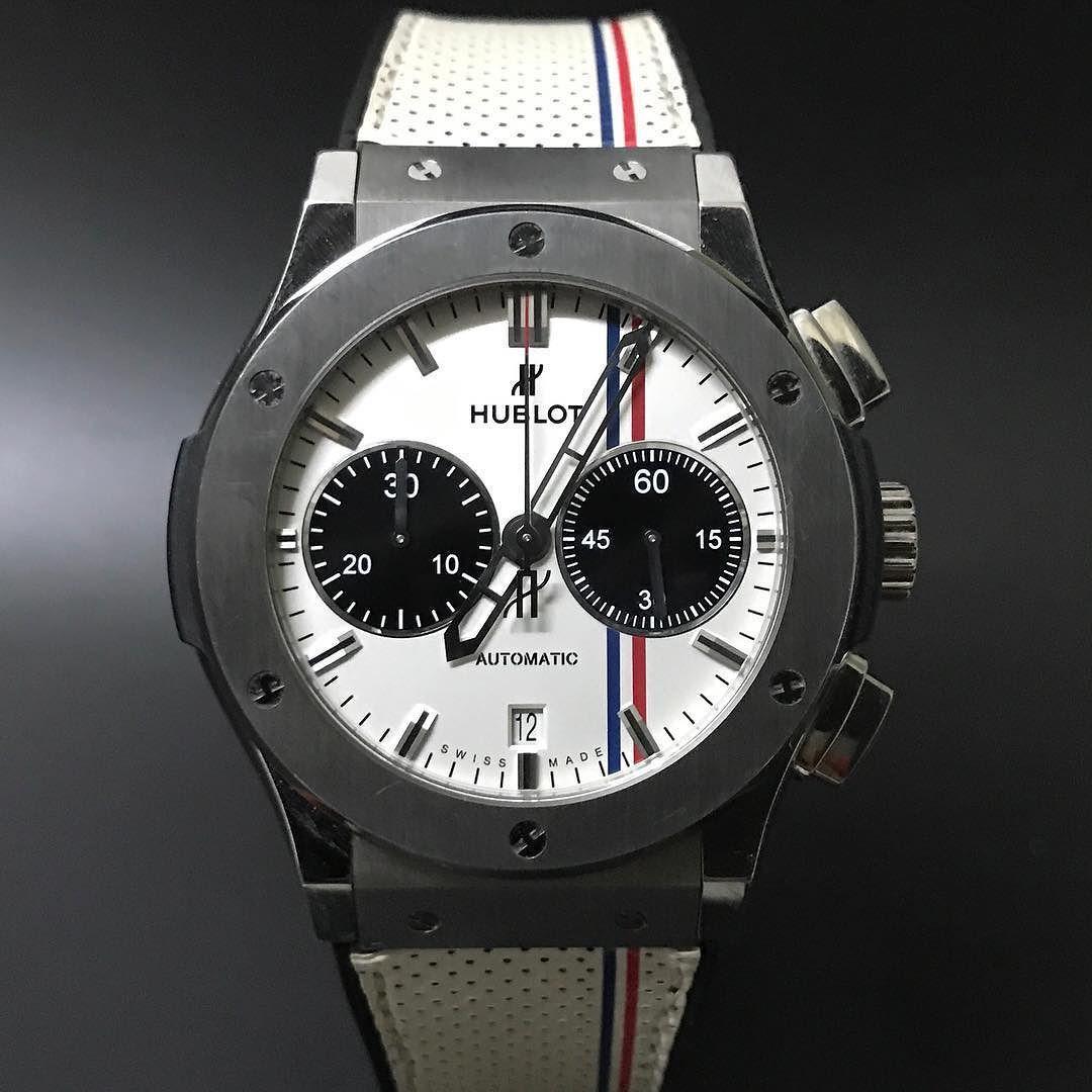 Hublot Classic Fusion Tour Auto (2013). #watchporn #watchmania #wristwatch #watchoftheday #timepiece #secondhand #instawatch #secondoriginalwatch #jamtanganseken #preownedwatch #luxurywatch. www.mulialegacy.com