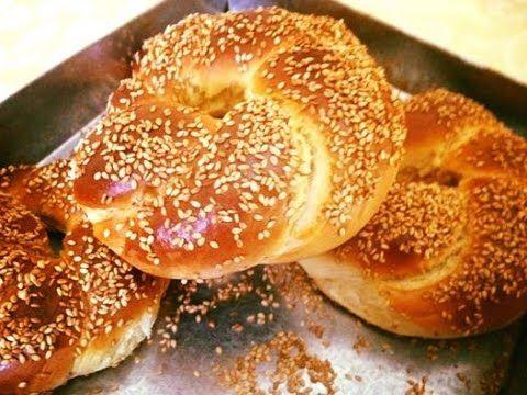 السميت التركي الخبز التركي الحلقة 143 Amina Is Cooking Youtube Bread Food And Drink Turkish Recipes