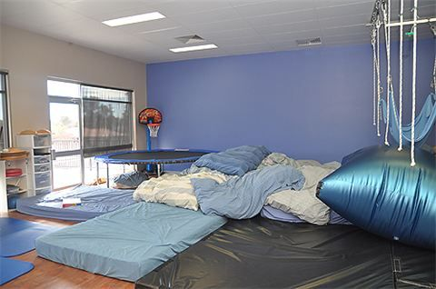 The sensory gym cont soft dynamic surfaces trampoline home