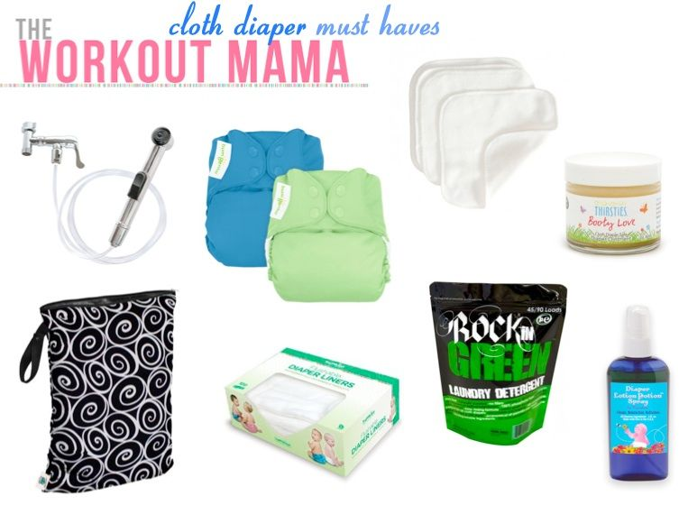 Baby Gift Must Haves : Cloth diaper must haves baby registry shower gifts