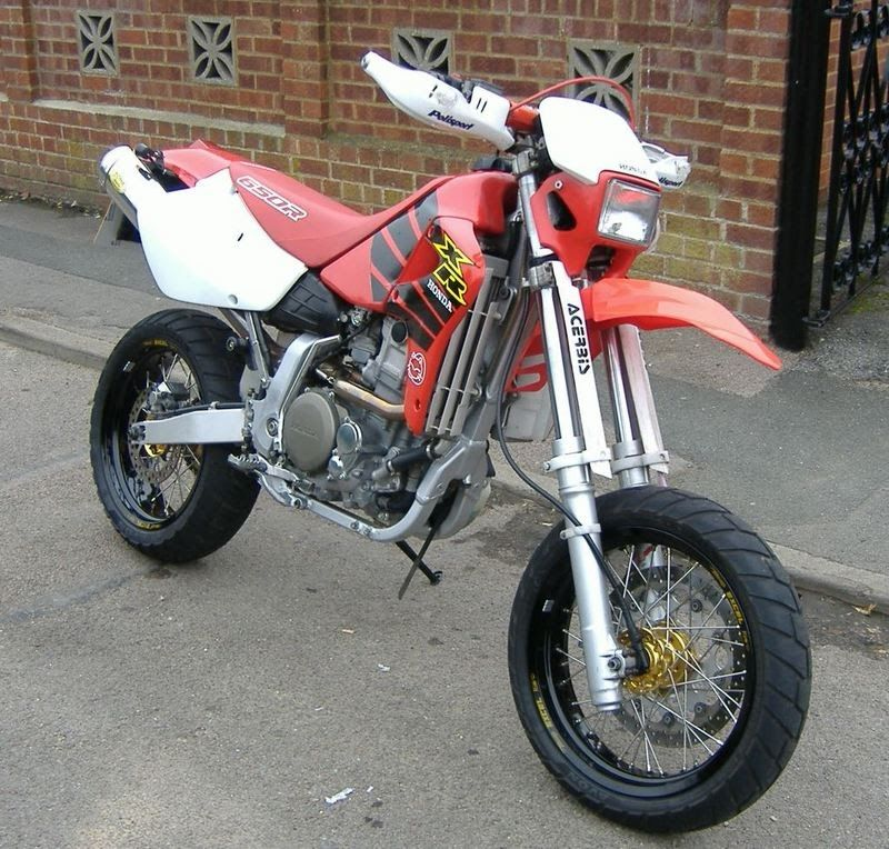 Honda Xr400 supermoto - Google Search | Motorcross and
