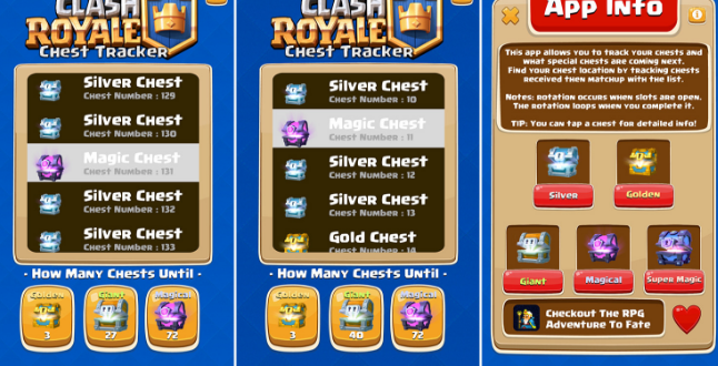 Clash Royale Chest Tracker APK Free Download | Android App