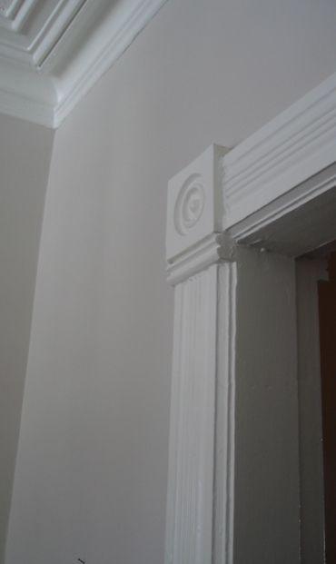 Late 1880s Victorian Millwork Moldings And Trim Interior Barn Doors Door Frame Molding