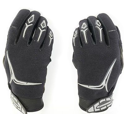 #Ammaco full #finger lightweight #black/silver cycling bike gloves xs/s/m/l/xl,  View more on the LINK: http://www.zeppy.io/product/gb/2/152034535578/