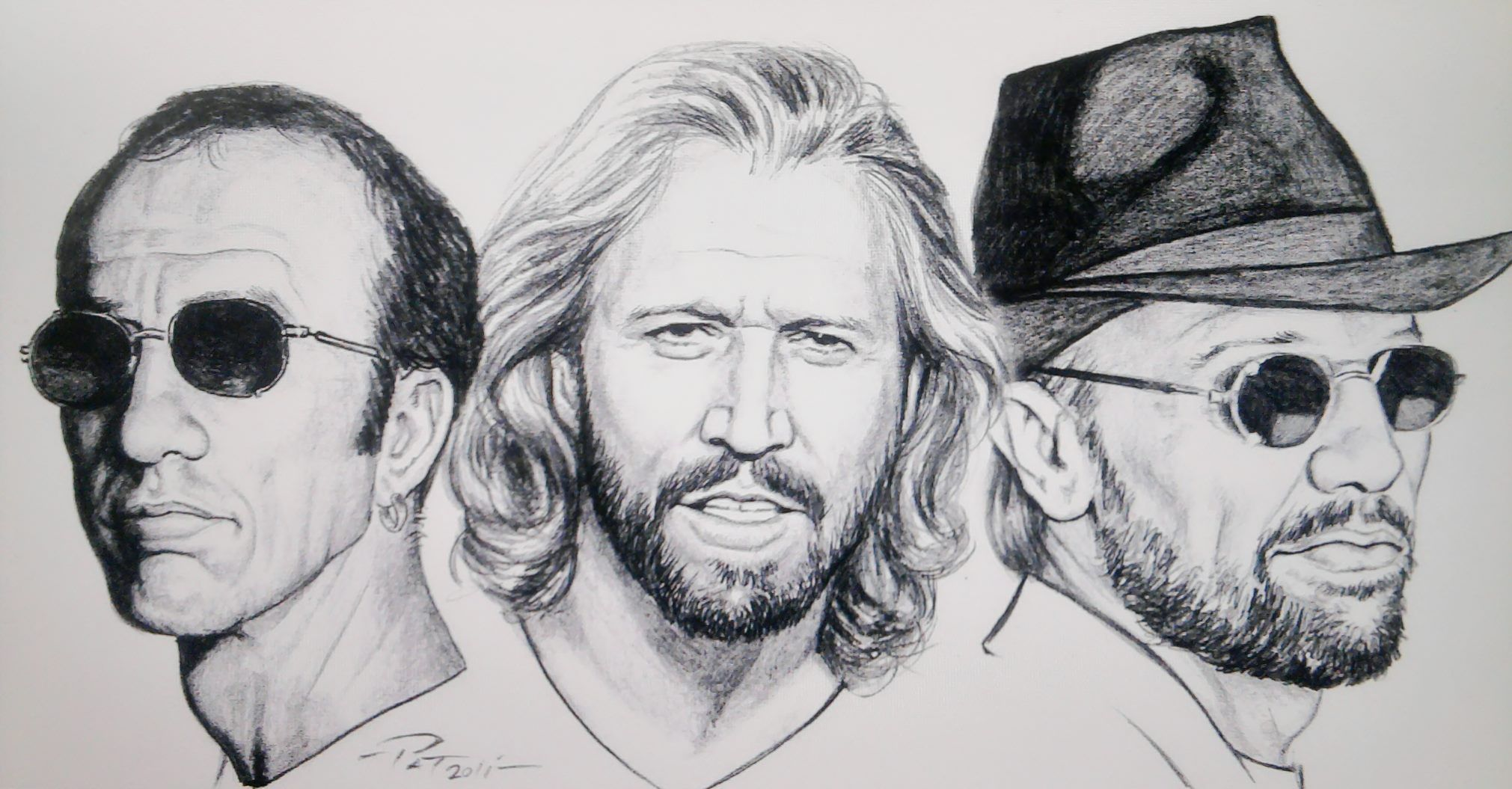 Bee Gees With Images Bee Gees Gees Bee
