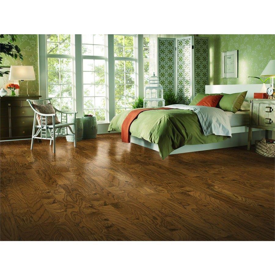 Shop style selections in w prefinished oak locking hardwood