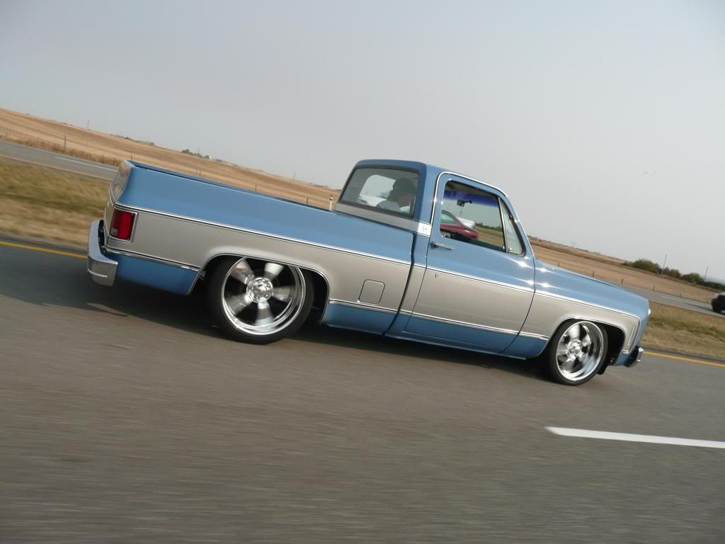show me your 73 87 lowered bagged c10s page 8 the 1947 present chevrolet gmc truck message board network [ 1024 x 768 Pixel ]