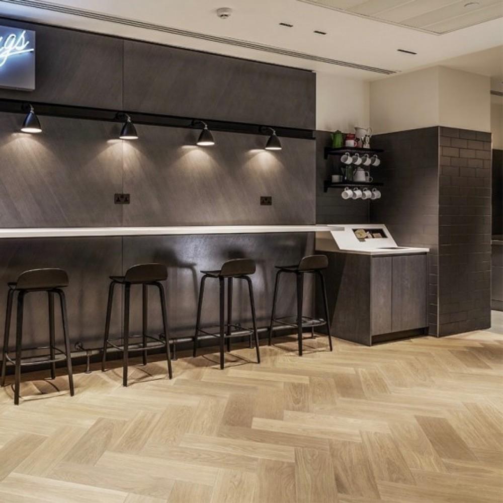 Painswick Oak 70 X 350 X 11/4mm Parquet Flooring
