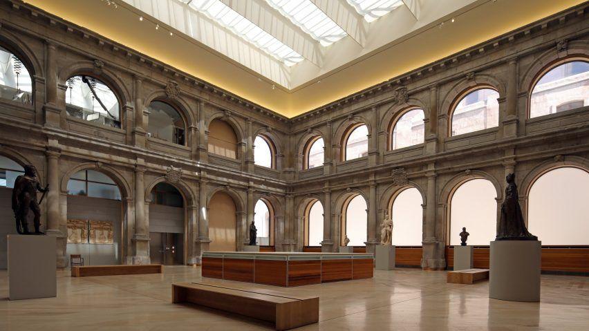 National Museum of Roman Art, Mérida, Spain, by Rafael ...