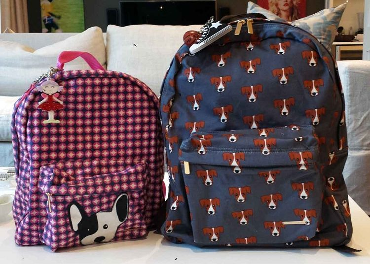 A custom backpack our kids can't wait to design. | Backpacks