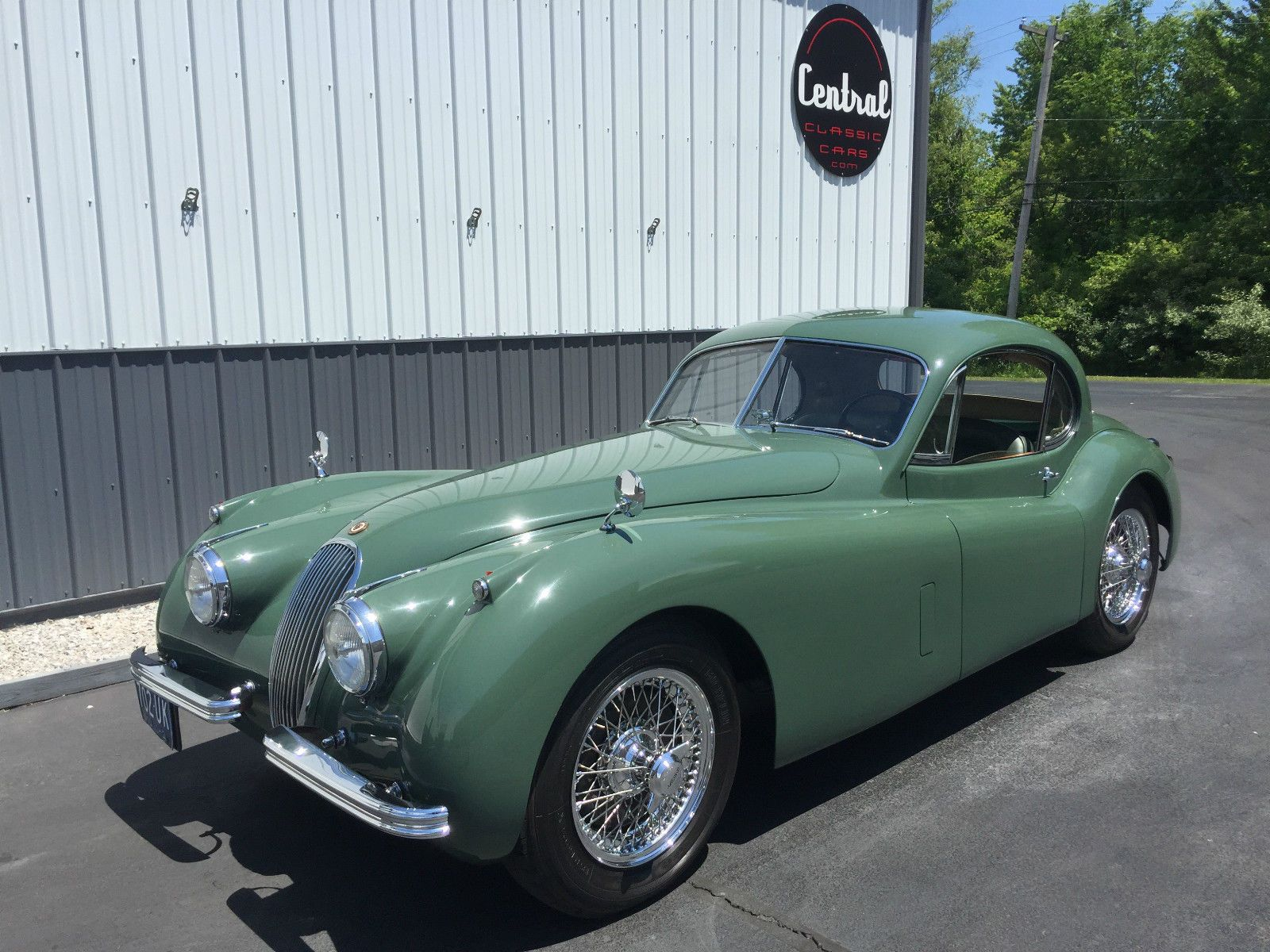 1953 Jaguar XK 2 door coupe | eBay Motors, Cars & Trucks, Jaguar ...
