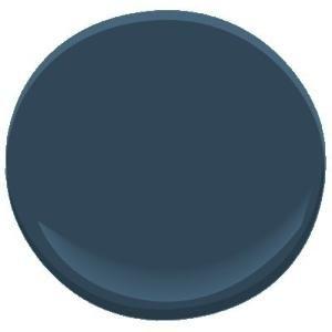 benjamin moore gentleman 39 s gray transitional dark navy. Black Bedroom Furniture Sets. Home Design Ideas