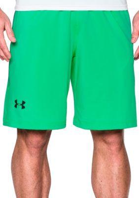 Vapor Green Feisty 10-in. Raid Shorts