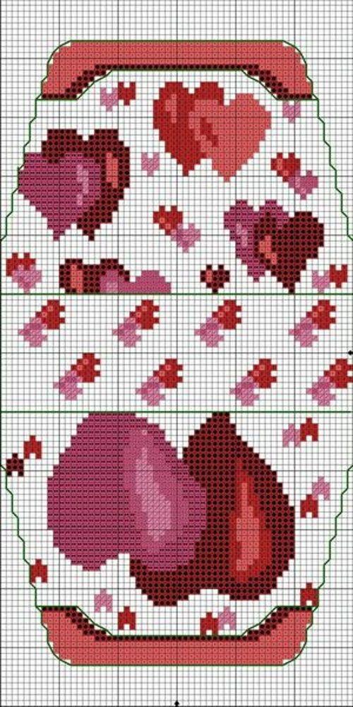 вышитая сумочка12 | crochet bag | Pinterest | Punto cruz y Puntos